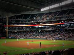 Major League Baseball - Let's go Astros!