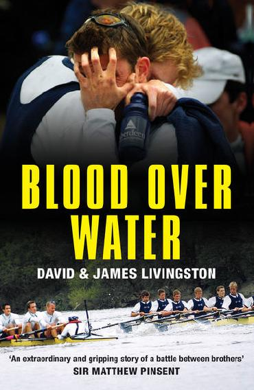 Blood Over Water by David Livingston