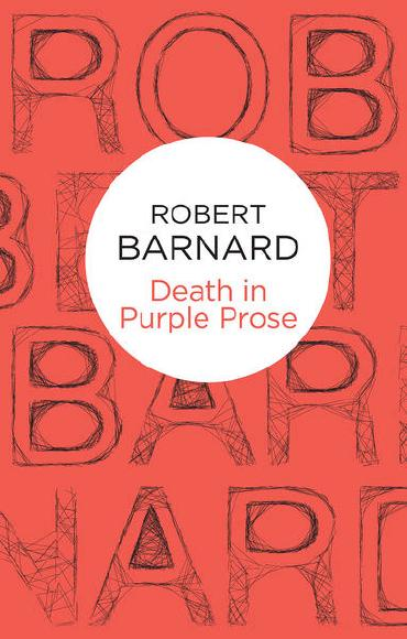 Death in Purple Prose by Robert Barnard