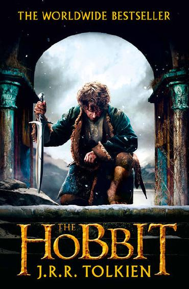The Hobbit by J. R. R. Tolkein
