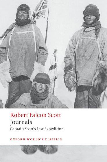 Scott's Last Expedition by Robert Falcon Scott