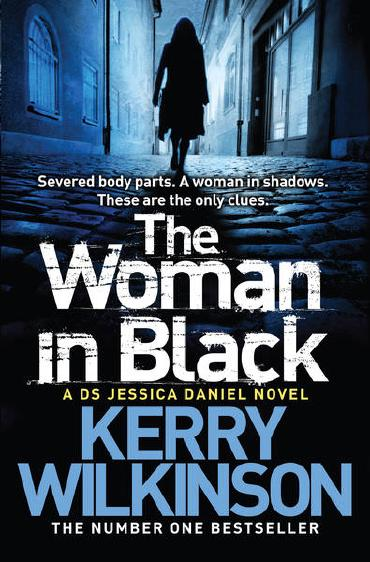 The Woman in Black by Kerry Wilkinson
