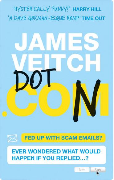 Dot Con by James Veitch