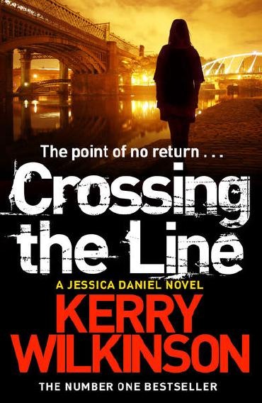Crossing the Line by Kerry Wilkinson
