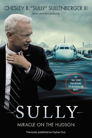 Sully: Miracle on the Hudson by Chesley B. Sullenberger