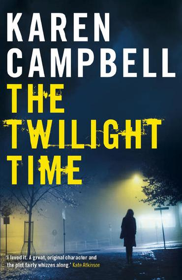 The Twilight Time by Karen Campbell