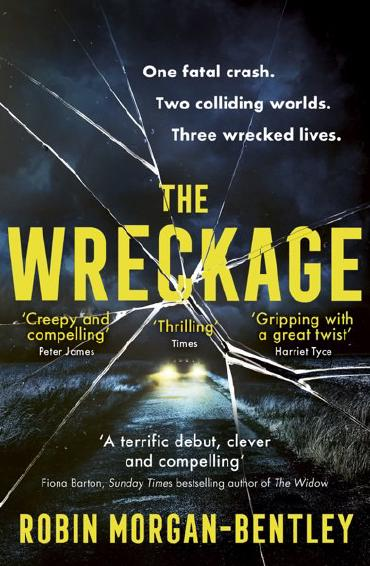 The Wreckage by Robin Morgan-Bentley