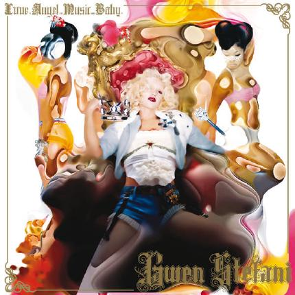 Love. Angel. Music. Baby. by Gwen Stefani