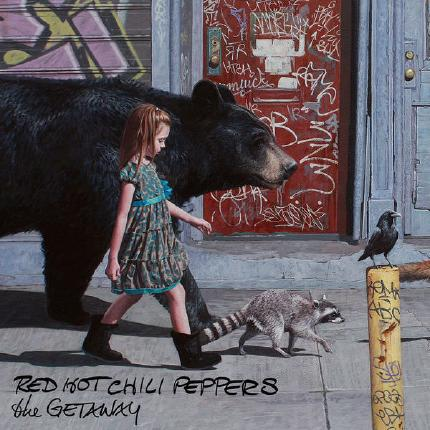 The Getaway by Red Hot Chilli Peppers