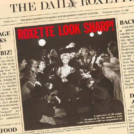 Look Sharp by Roxette