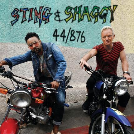 44 / 876 by Sting & Shaggy
